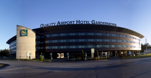 Quality Airport Hotell Gardermoen